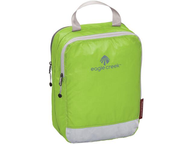 Eagle Creek Pack-It SpecterClean Dirty Half Cube S strobe green